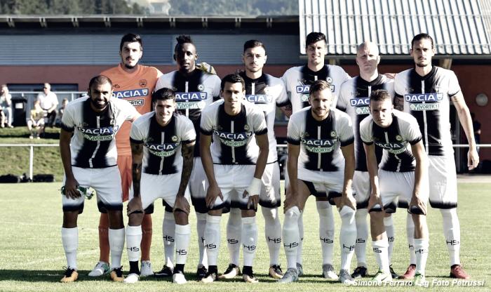 Udinese - Contro il Frosinone l'ora della verità