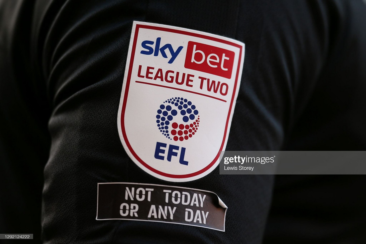 Sky Bet League Two round-up: Misery for the Mariners as barren run of form continues whilst Cambridge United climb into the automatic promotion spots