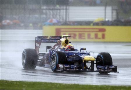 """Vettel: """"Hubiera sido bueno haber conseguido rodar en seco"""""""