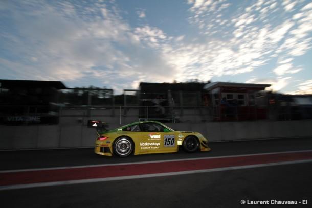 24h de Spa, H+12 : Porsche mène dans l'hécatombe !