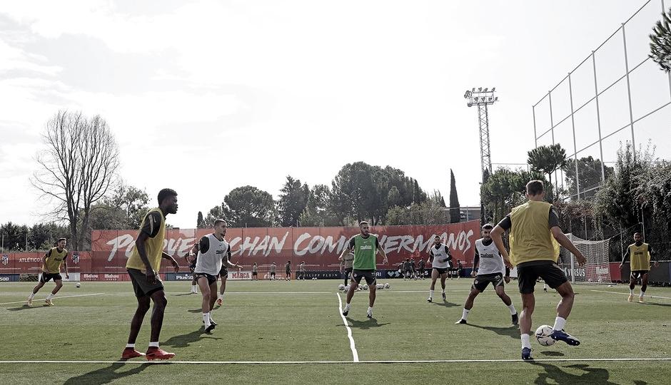 El Atlético planifica el cierre del mercado