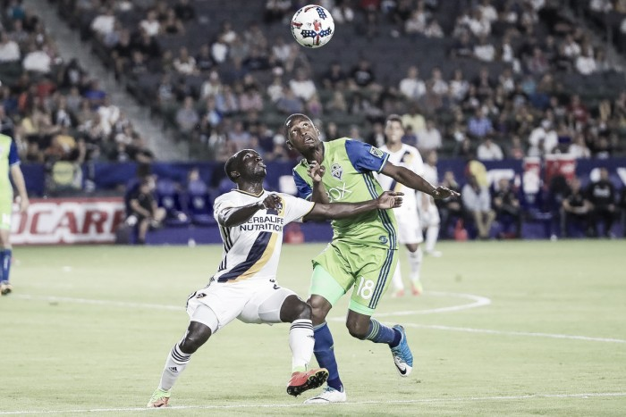 LA Galaxy and Seattle Sounders FC play out a dull 0-0 draw