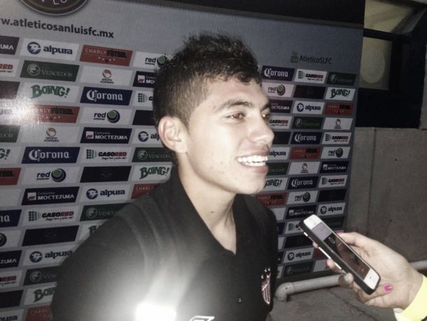"Edgar Alaffita: ""Quiero ser campeón con Necaxa"""