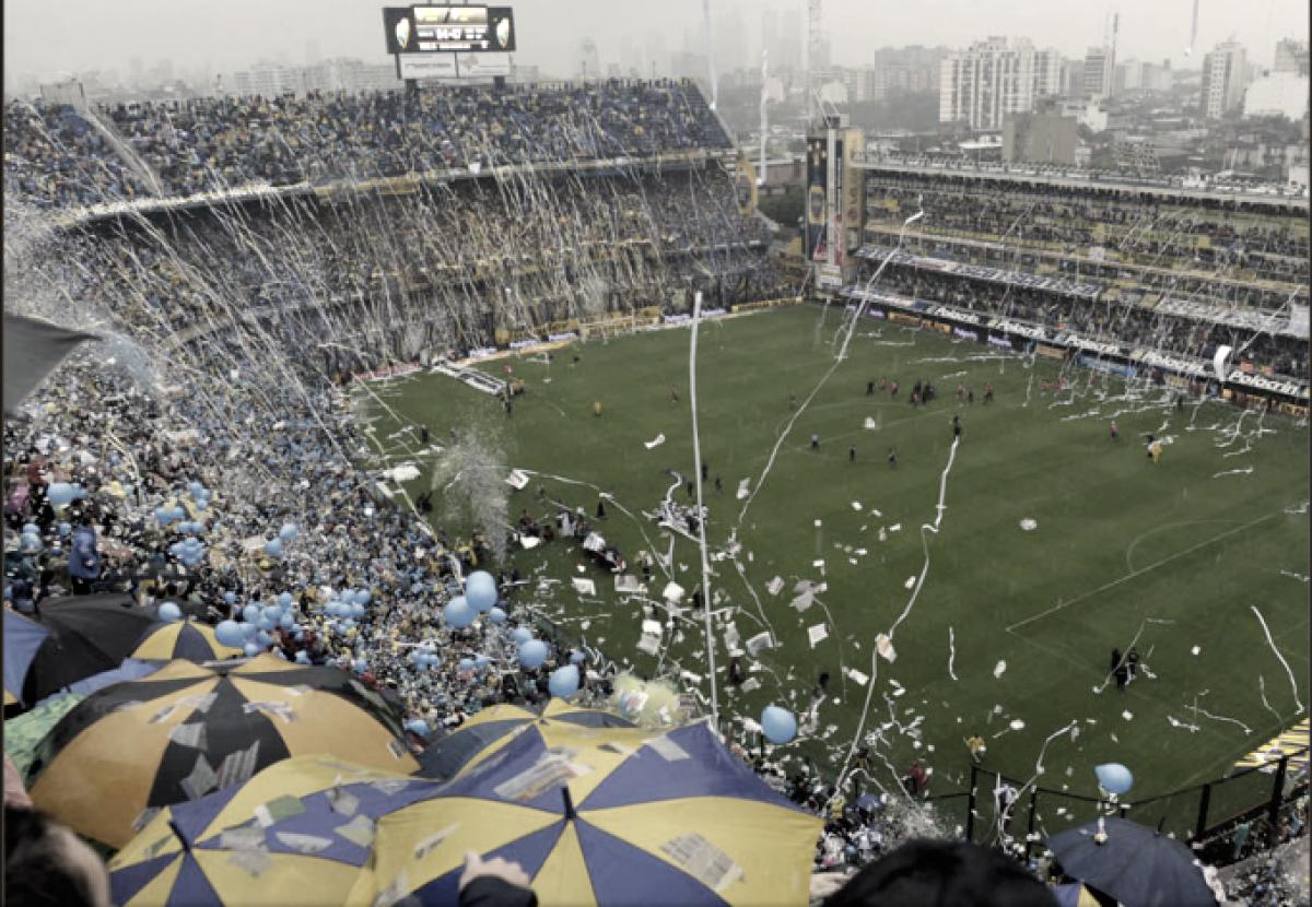 Boca Juniors libera venda de ingressos para palmeirenses; bilhete custará R$ 225
