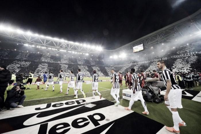 Juventus - Roma, fattore Stadium