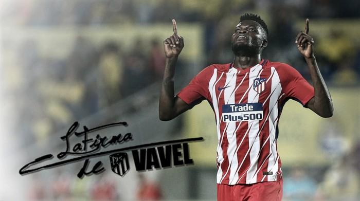 La Firma del Las Palmas VS Atlético de Madrid: sensaciones más que positivas
