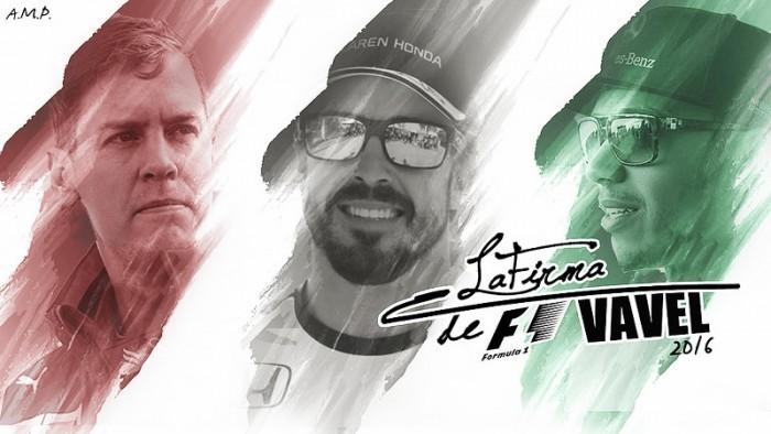 La firma de F1 Vavel: Lewis anula a un Nico en decadencia