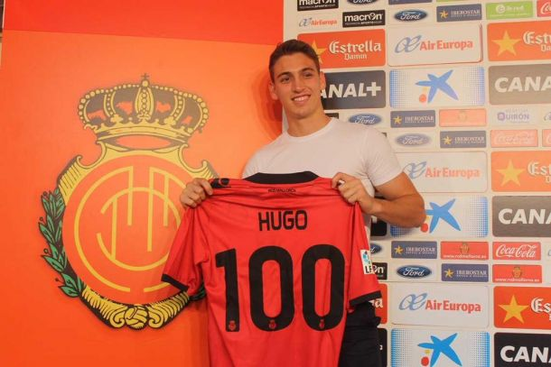 El Mallorca ficha al defensa Hugo Gomes