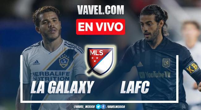 Goles y resumen del LA Galaxy 3-3 LAFC en MLS 2021