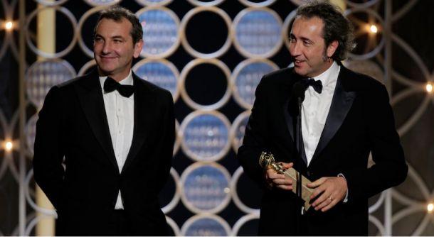 """""""La Grande Bellezza"""" vince il Golden Globe"""
