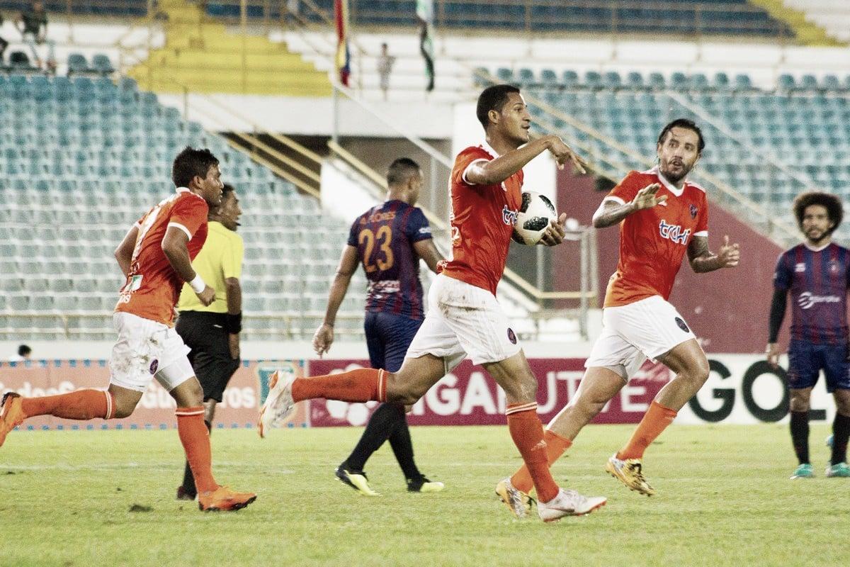 La Guaira se alzó a domicilio ante el Monagas SC