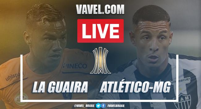 Gols e melhores momentos de Deportivo La Guaira 1 x 1 Atlético-MG pela Libertadores