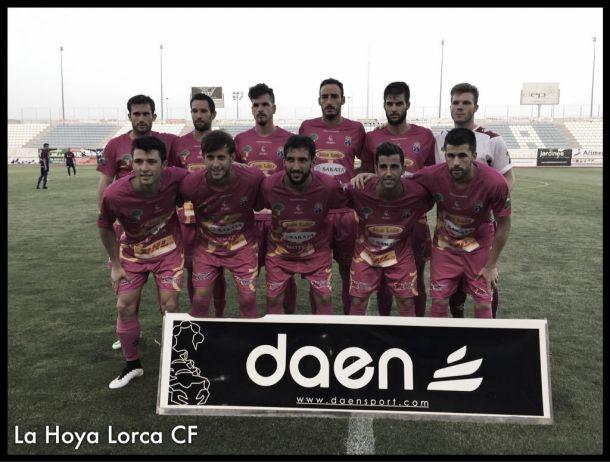 Primera victoria de la pretemporada para La Hoya Lorca
