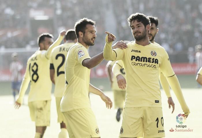 Pato brilha, Villarreal vence Gijón e se mantém entre os primeiros