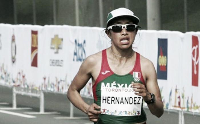 Madaí Pérez y Margarita Hernández finalizan participación en Río 2016