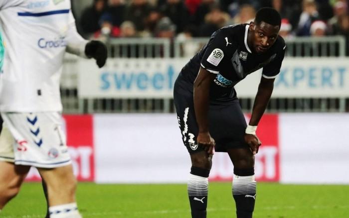 FC Girondins de Bordeaux - RC Strasbourg (0-3): Les Bordelais en plein doute