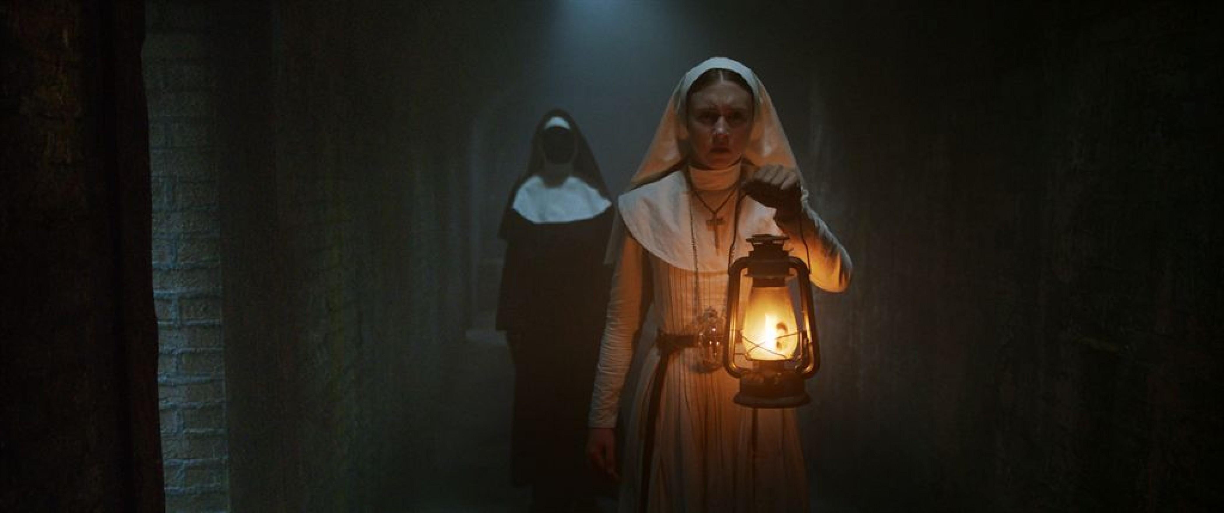 Crítica de 'La Monja': pasarás miedo de verdad