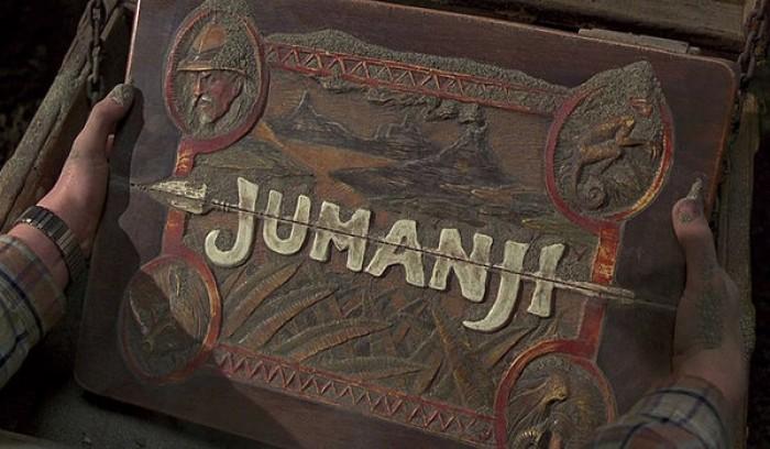 Primera imagen del elenco de la nueva 'Jumanji'