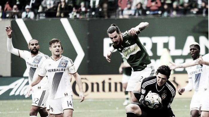 Los Angeles Galaxy, Portland Timbers Prepare for Showdown at the StubHub Center