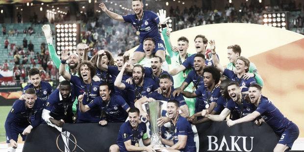 El Chelsea se consagró campeón de la Europa League