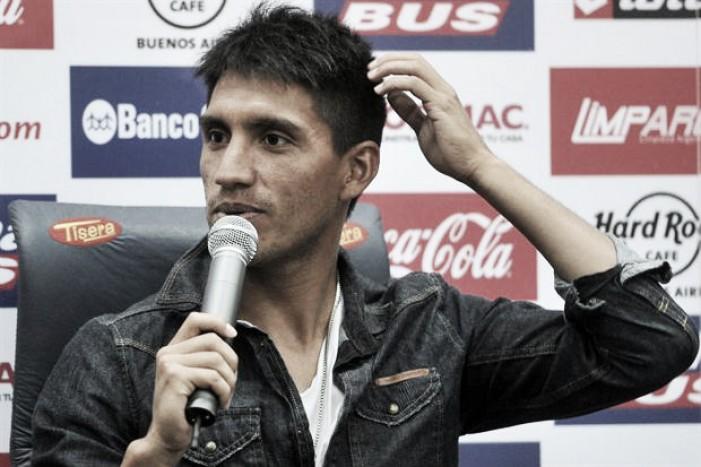 """Pablo Alvarado: """"No sé porque no soy tenido en cuenta"""""""