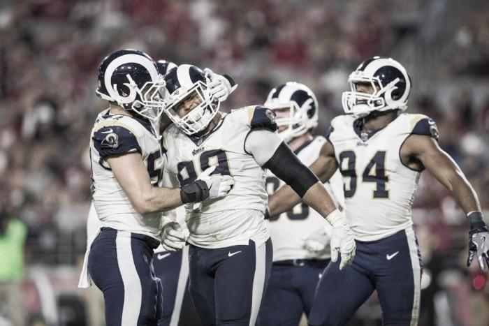 Los Rams romperán una mala racha que duró 14 años