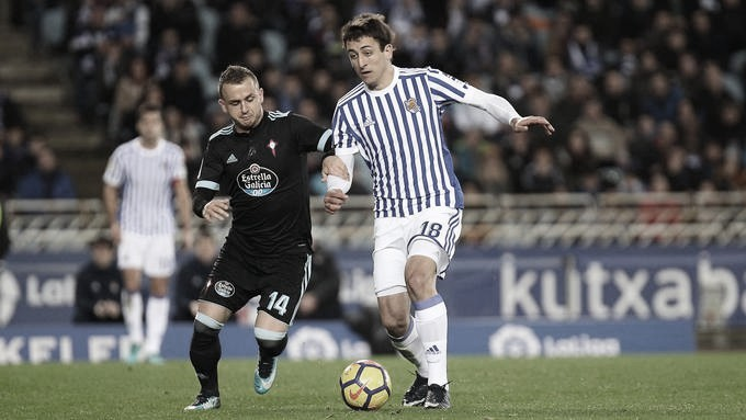 Resumen Celta 0-1 en LaLiga Santander 2019