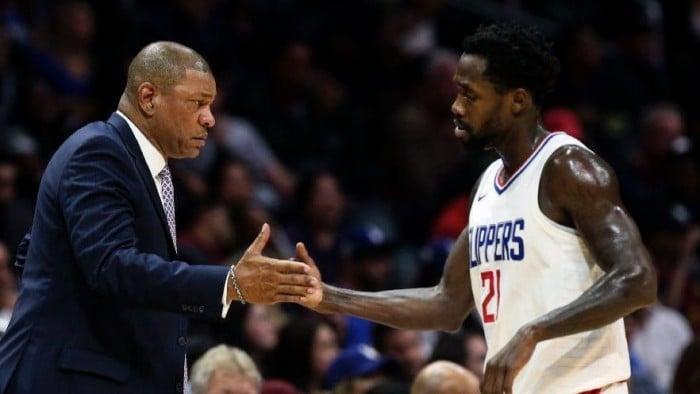 NBA - I Los Angeles Clippers vicini a riabbracciare Patrick Beverley