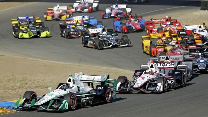 Indycar, al via la stagione