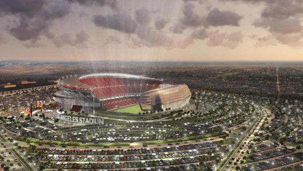 San Diego Chargers And Oakland Raiders Propose Joint Use