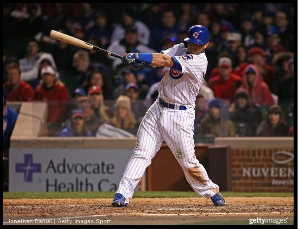 Chicago Cubs Place Tommy La Stella On Disabled List, Kris Bryant Not Called Up