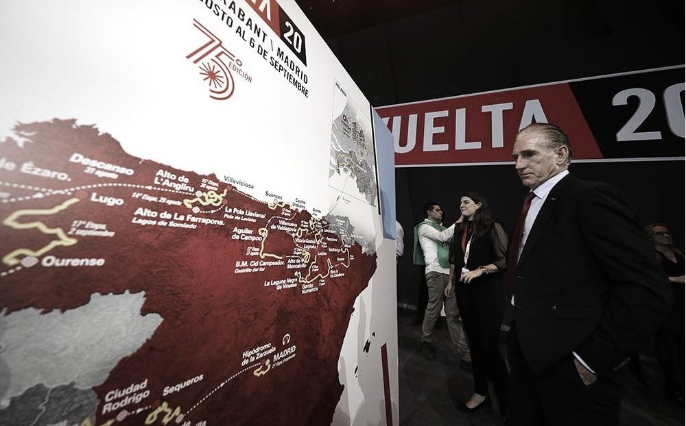 Foto: La Vuelta (Página oficial)