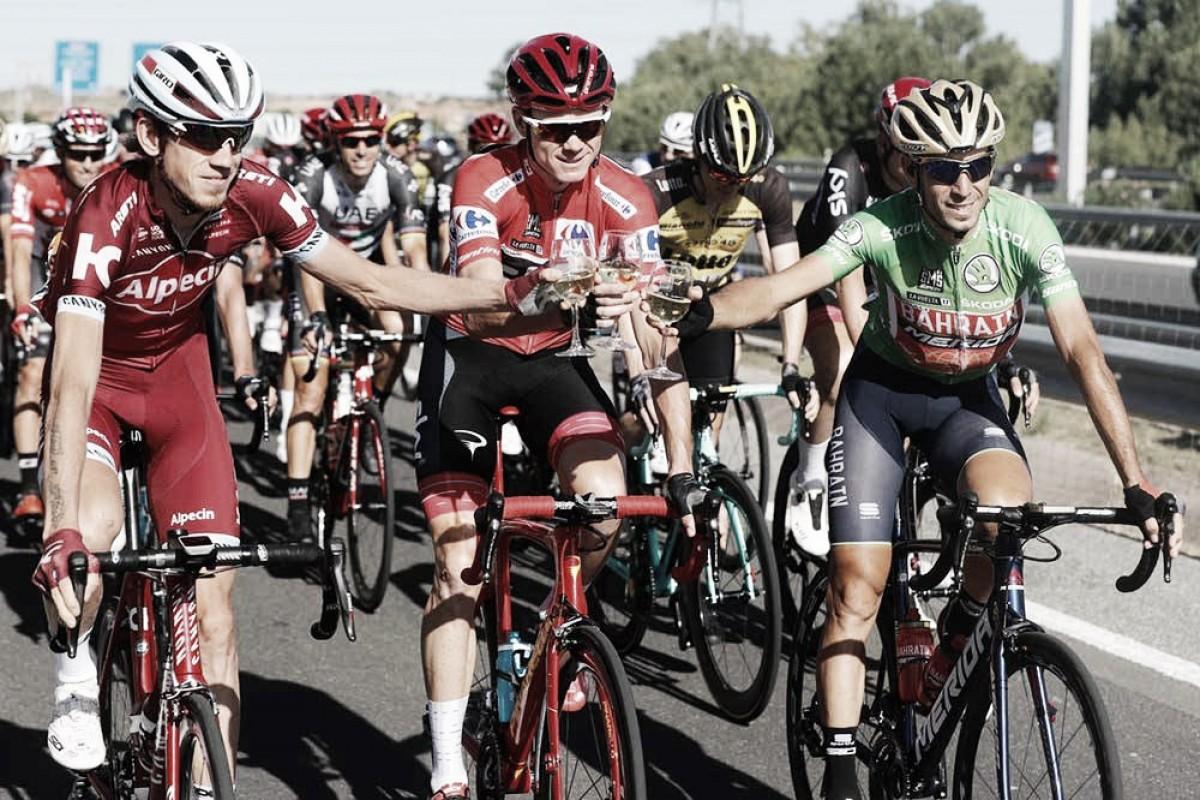 Recorrido Vuelta a España 2018: Etapa por Etapa
