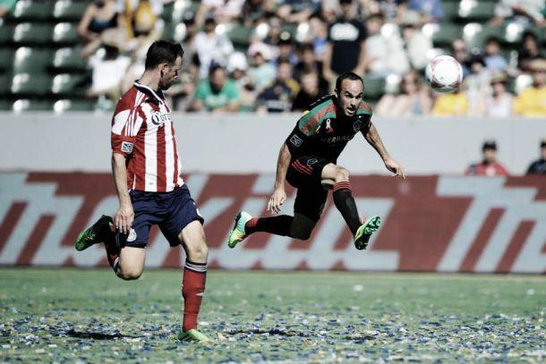 Visando recuperação, LA Galaxy e Chivas USA se enfrentam no dérbi de Los Angeles
