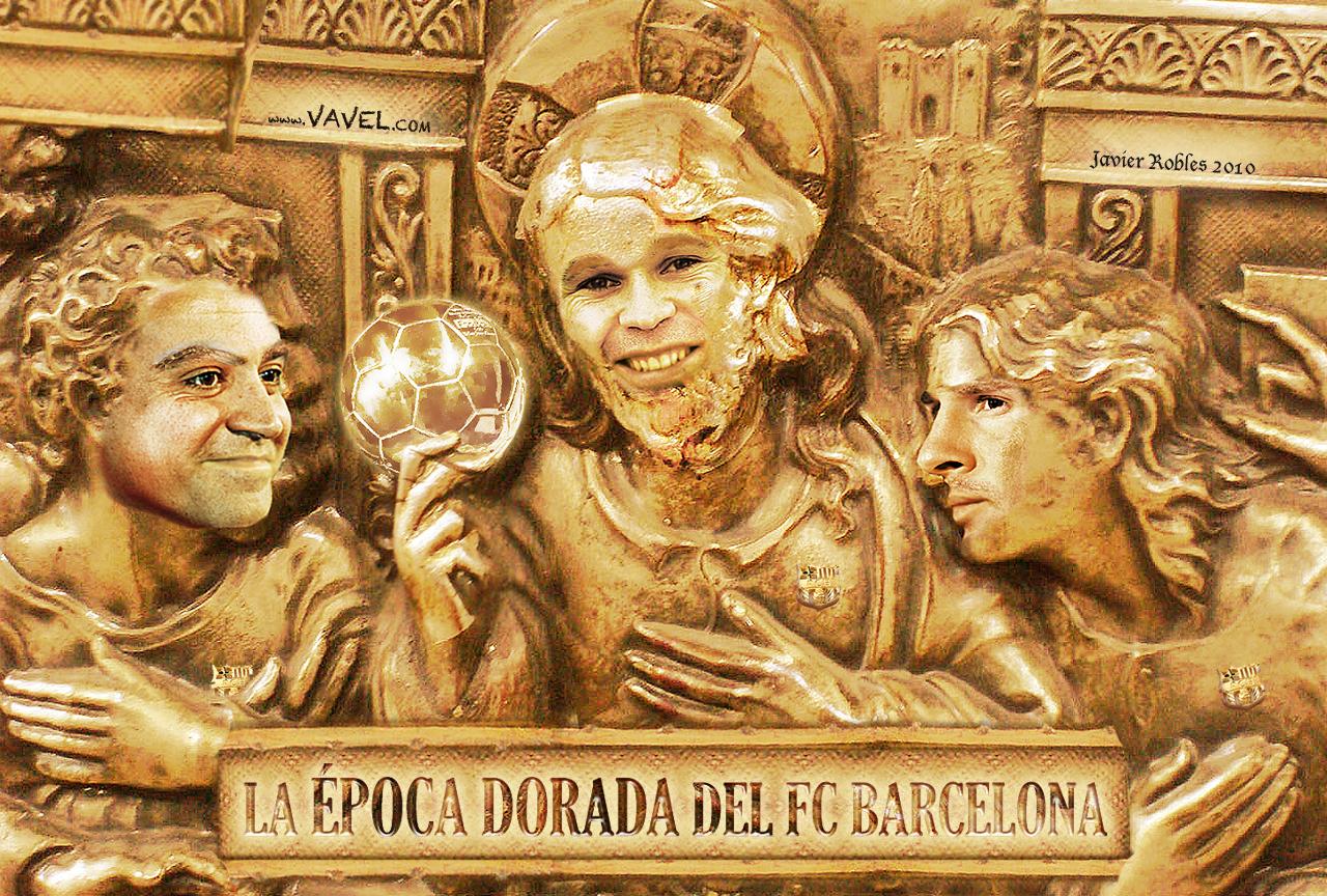La época dorada del FC Barcelona