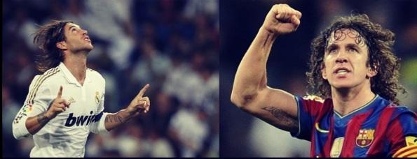 Puyol-Ramos: Duelo de titanes en la zaga