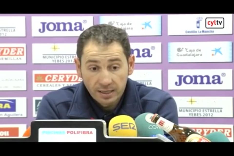 """Machín: """"Hemos sido un equipo aparentemente muy vulnerable"""""""