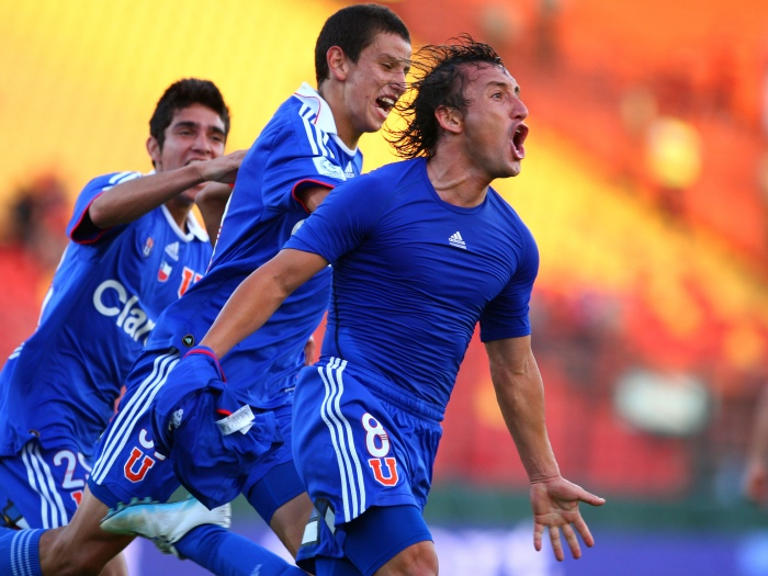 Universidad de Chile ganó 3-0 a Unión Española por los Play-Offs del Clausura