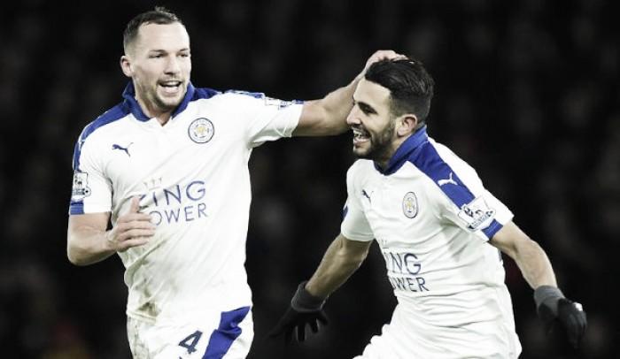 Mahrez alimenta il sogno Leicester. Watford a tappeto (0-1)