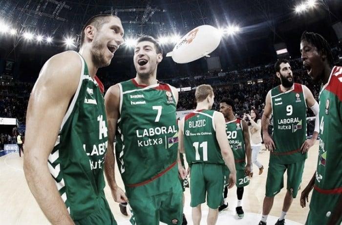 Eurolega, Top 16: il Laboral Kutxa sorprende il CSKA, riscossa Cedevita