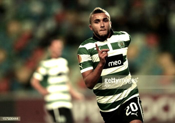 Sporting deixa de ter que pagar 892 mil euros a representante de Labyad