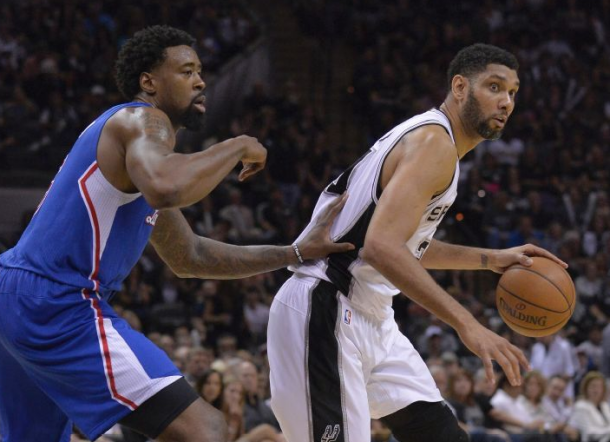 Los Angeles Clippers Stave Off The San Antonio Spurs To Avoid Elimination And Force Game 7