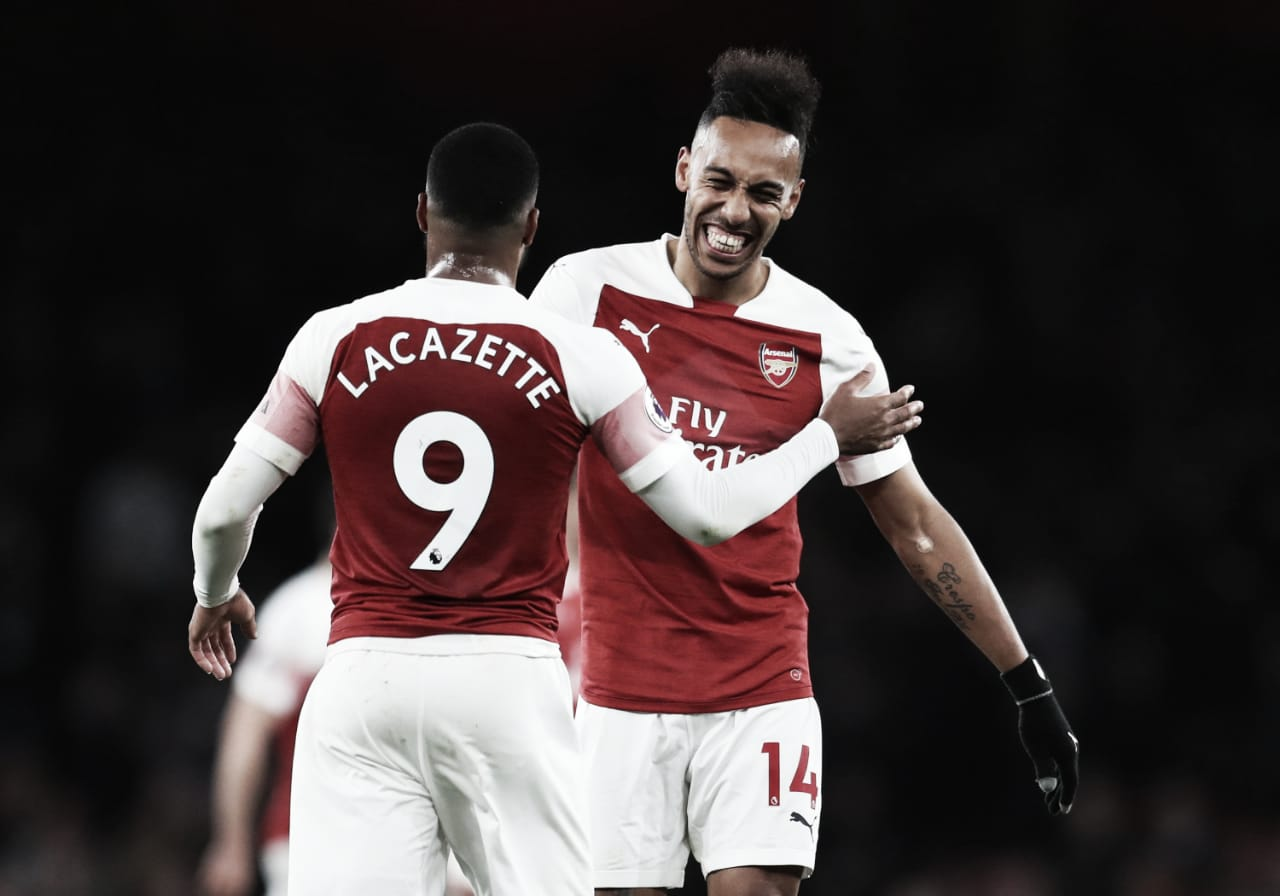 Arsenal vence Newcastle e chega à terceira colocação da Premier League