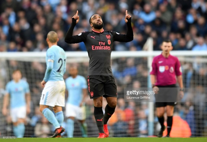 Does Alexandre Lacazette make the cut for Arsene Wenger at Arsenal?