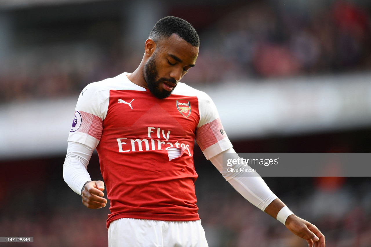 Arsenal 1-1 Brighton: Gunners top four hopes all but over