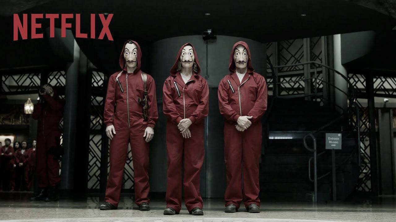 'La Casa de Papel' renueva por una quinta temporada