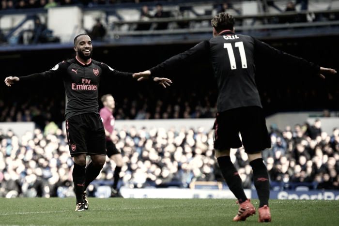 Premier League, Everton-Arsenal - I Gunners straripano, 3-5 al Goodison Park