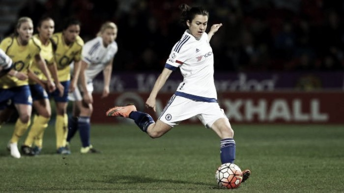 Doncaster Belles 1-4 Chelsea Ladies: Reigning champions gets the season underway with a win
