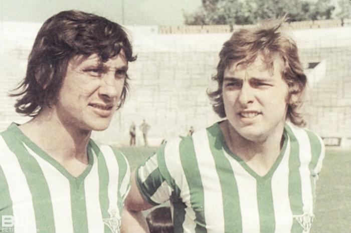 Duelos históricos: gran actuación de los delanteros béticos frente al Granada CF