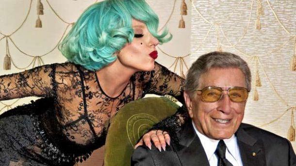 Lady Gaga y sus duetos